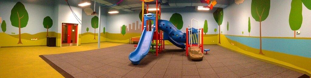 3 - Резиновые покрытия для детских площадок