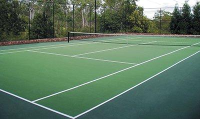 3 - Резиновые покрытия для спортивных площадок